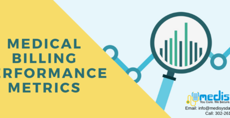Medical billing performance metrics