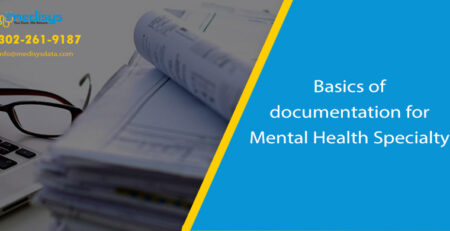 Basics of documentation for Mental Health Specialty