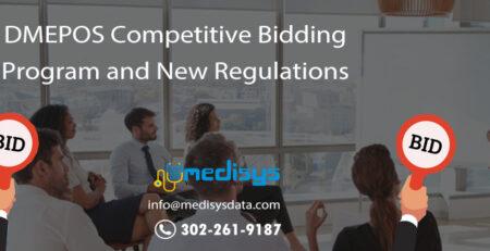 DMEPOS Competitive Bidding Program and New Regulations