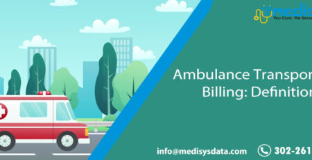 Ambulance Transportation Billing: Definitions