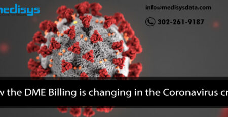 How the DME Billing is changing in the Coronavirus crisis