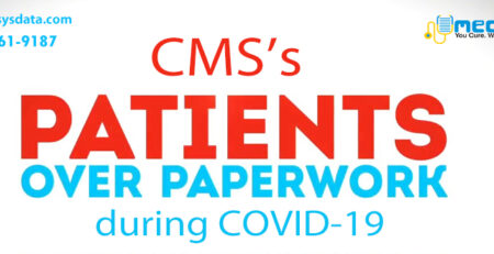 CMS patients over paperwork during COVID-19