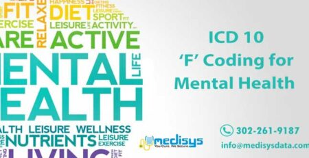 ICD 10 F Coding for Mental Health