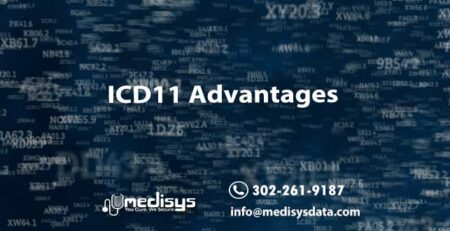 ICD11 Advantages