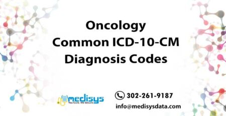 Oncology Common ICD-10-CM Diagnosis Codes