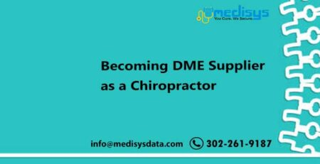 Becoming DME (Durable Medical Equipment) Supplier as a Chiropractor