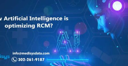 How Artificial Intelligence is optimizing RCM