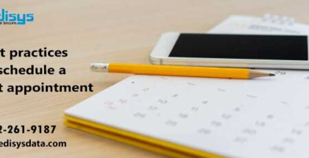 Best practices to schedule a patient appointment
