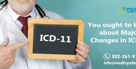 You ought to know about Major Changes in ICD-11