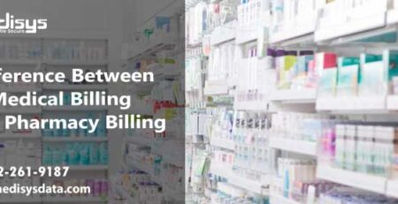 Difference between medical billing and pharmacy billing