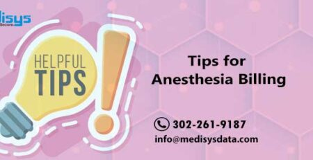 Tips for Anesthesia Billing