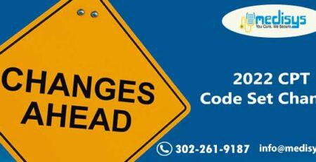 2022 CPT Code Set Changes